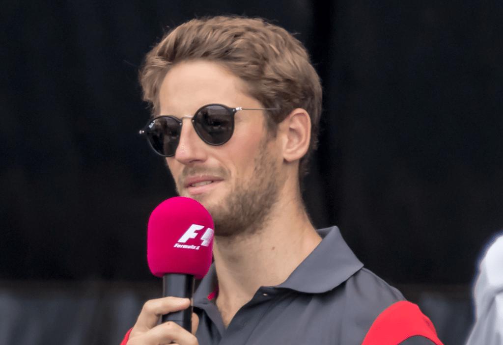 Romain Grosjean zainteresowany rolą zastępcy w Formule 1