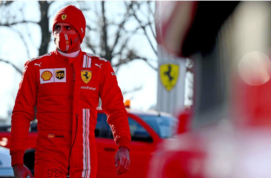 Czy Carlos Sainz miał wypadek podczas testu Pirelli we Fiorano?