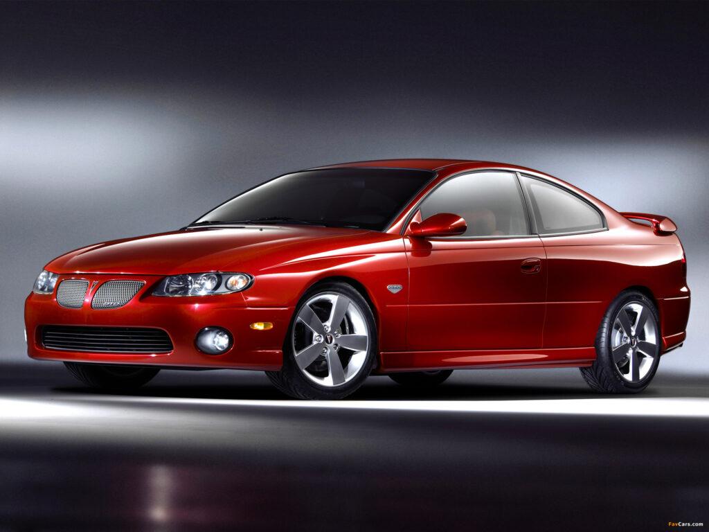 Pontiac GTO 2004 – interkontynentalny drogowy potwór i… sroga porażka