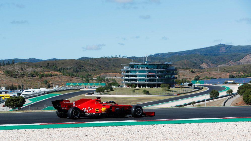 Bom dia Portimao! Portugalia uzupełnia lukę w kalendarzu F1