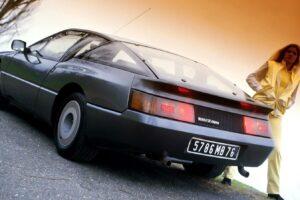 Alpine GTA/A610 – szybki jak train à grande vitesse