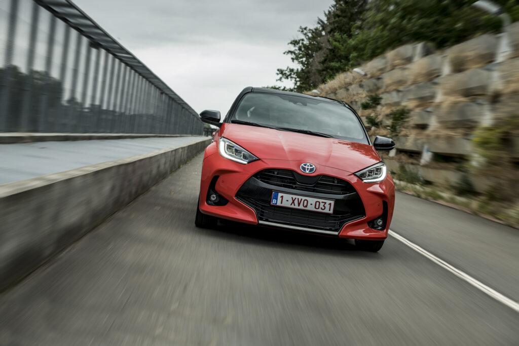 Toyota Yaris otwiera listy sprzedażowe w Europie za styczeń 2021