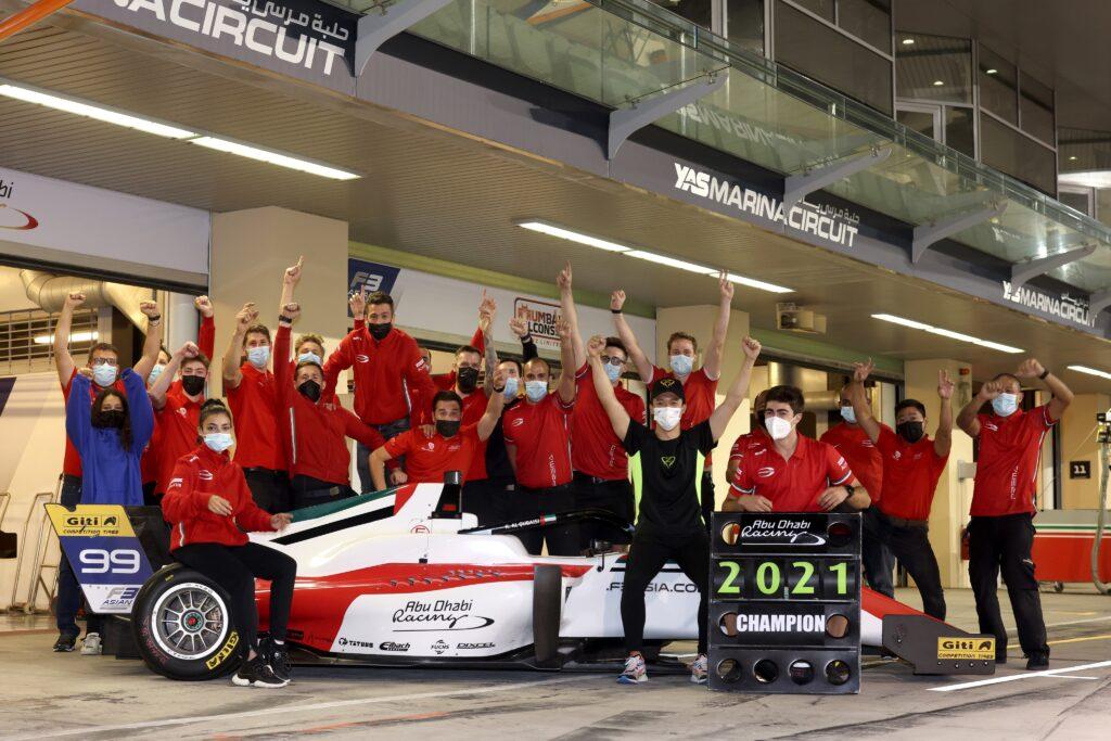 Guanyu Zhou triumfuje w klasyfikacji generalnej Azjatyckiej Formuły 3