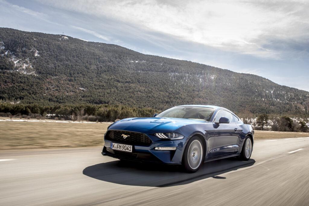 Ford usunie 4-cylindrowy silnik 2.3 EcoBoost z oferty Mustanga
