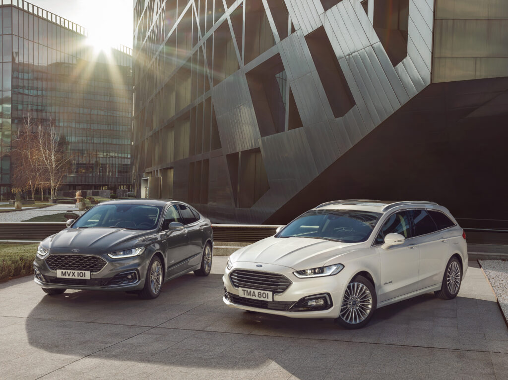 Produkcja Forda Mondeo zostanie zakończona w 2022 roku bez ogłoszenia następcy