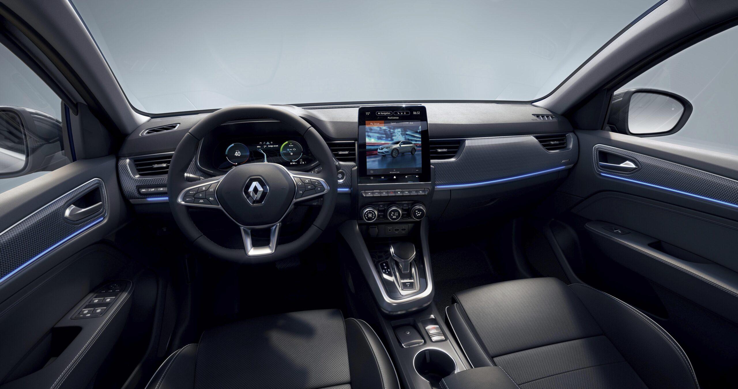Nowe Renault Arkana