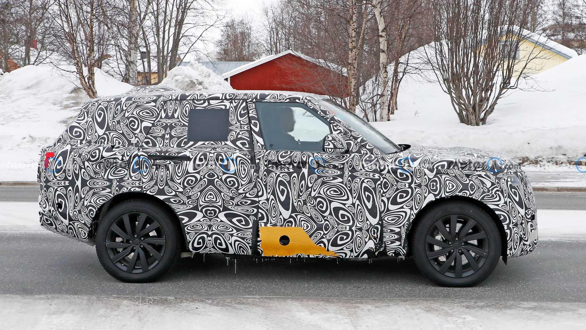 Nowa generacja Range Rovera