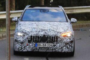 Mercedes C45 planowany jako model zastępujący C43 – będzie hybryda