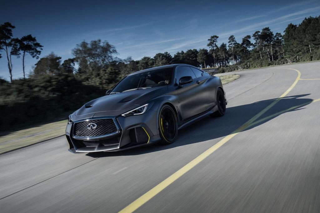 Infiniti kasuje coupe inspirowane Formułą 1. Priorytetem sprzedaż SUV-ów