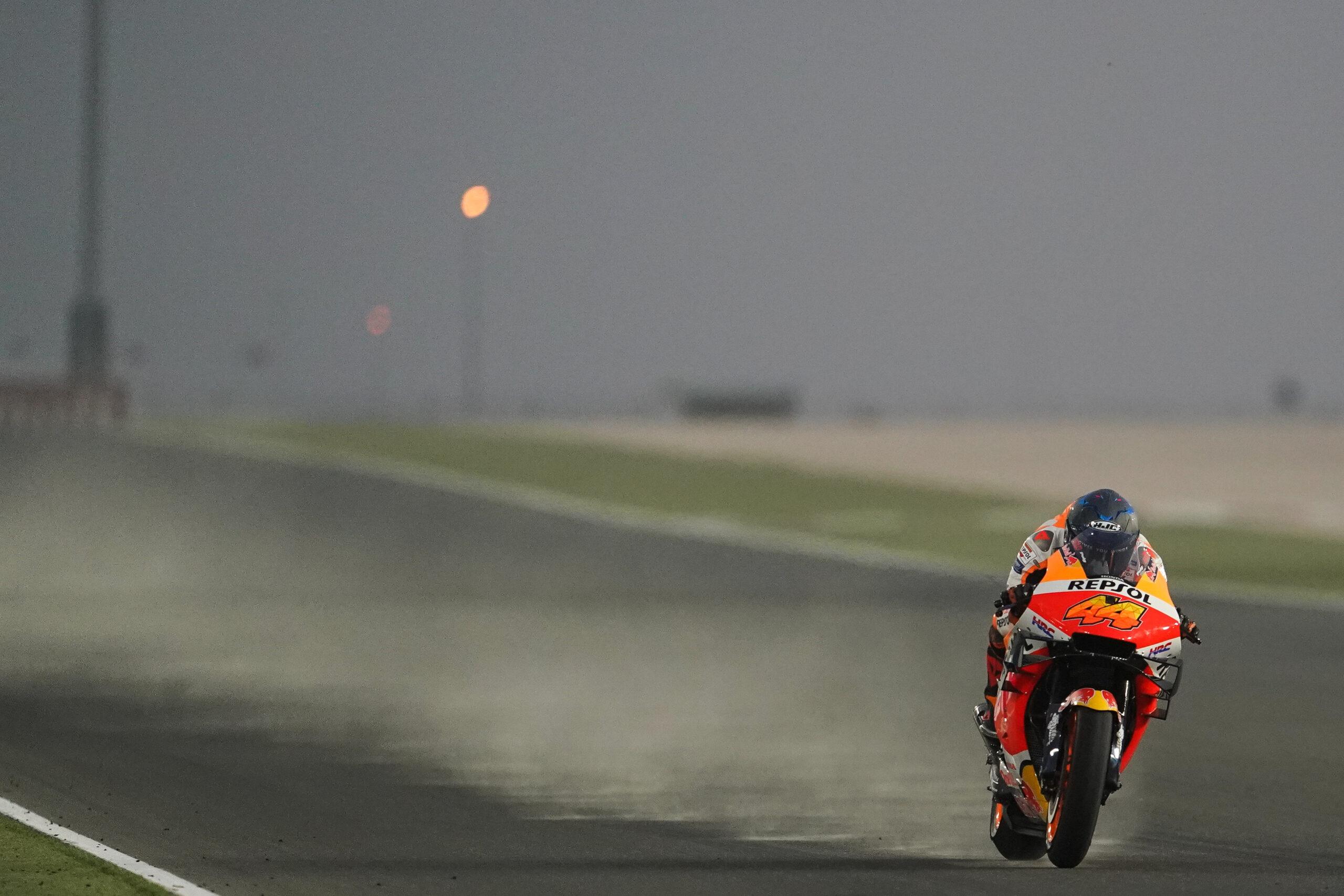 MotoGP preseason testing