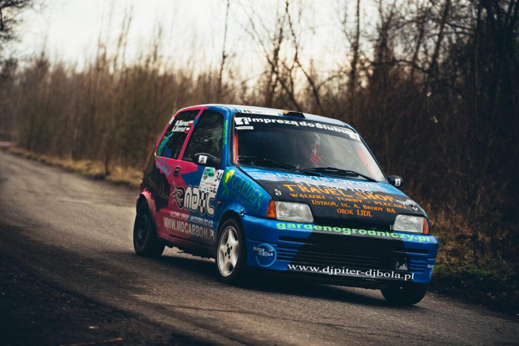 BBB Rally Team podsumowuje start w 1. rundzie Rally Park Kaczyce 2021