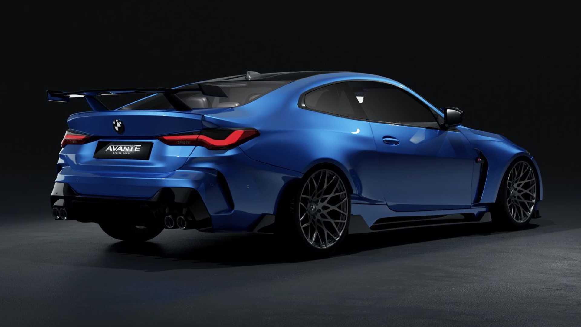 BMW M4 by Avante Design