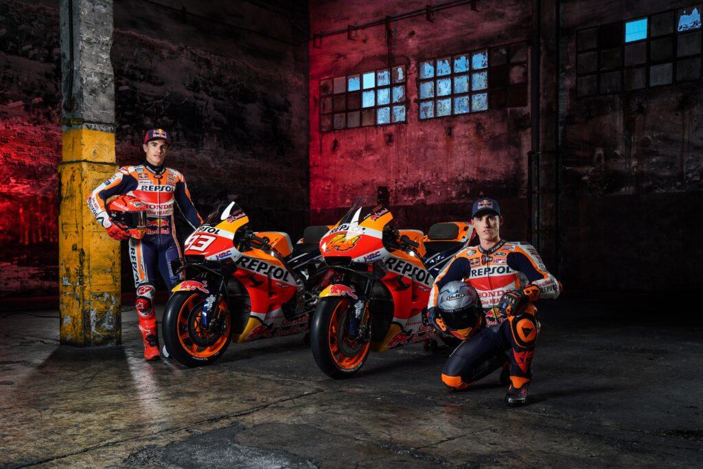 Repsol Honda przygotowuje się do powrotu Marca Marqueza