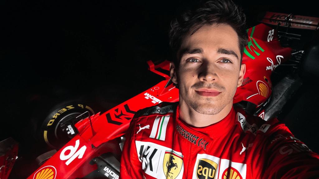 Charles Leclerc mówi o poprawie atmosfery w Ferrari
