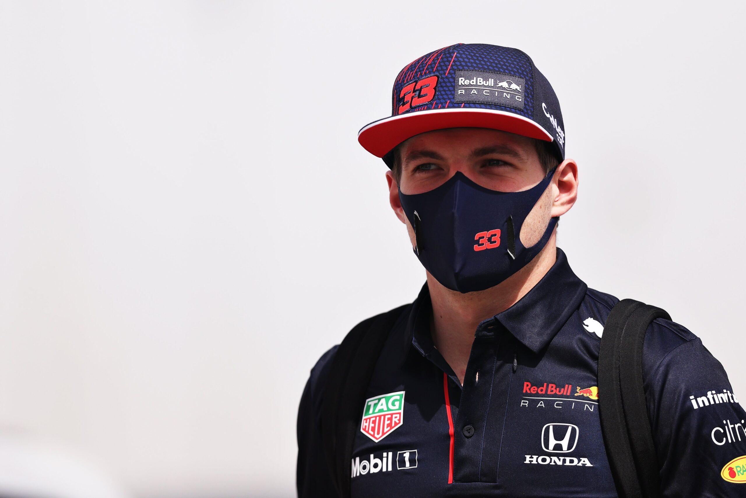 Grand Prix Bahrajnu Verstappen