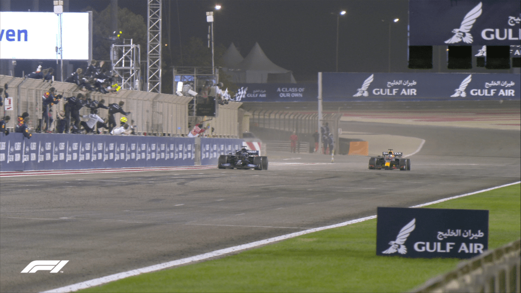 Cudotwórca Lewis Hamilton –  Podsumowanie Grand Prix Bahrajnu