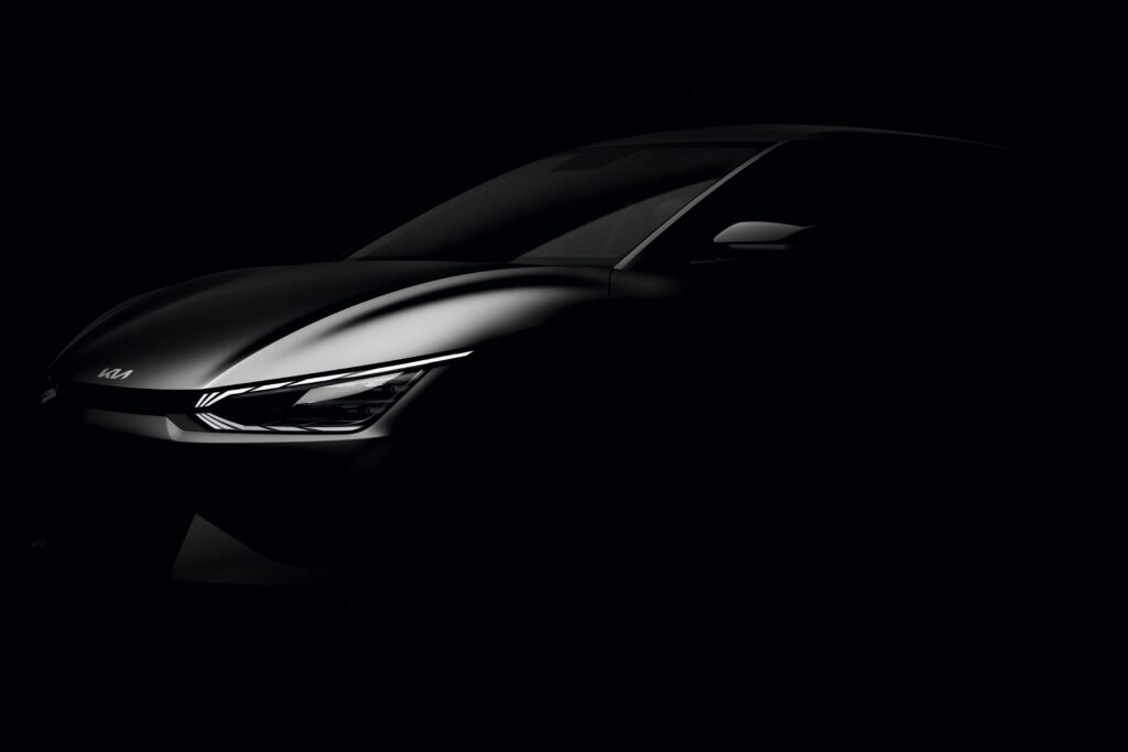 Kia pokazała pierwsze zdjęcia modelu EV6 – elektryczna przyszłość