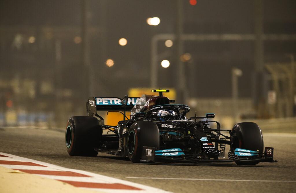 Pechowy Vettel i szybki Bottas – testy zimowe dzień drugi