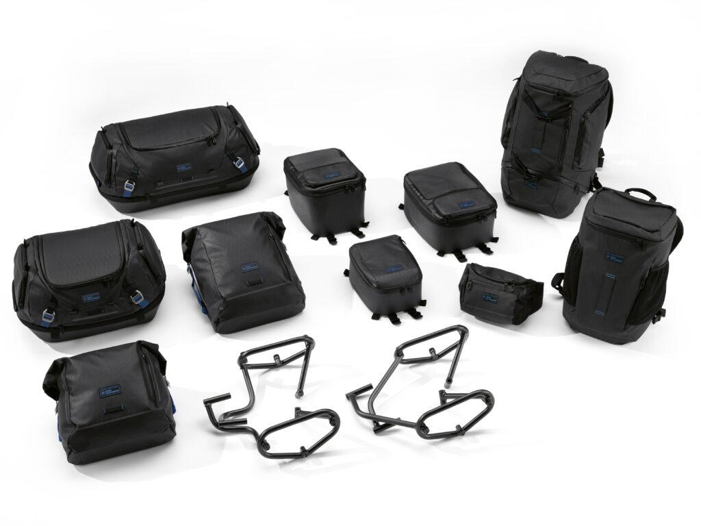 BMW Motorrad prezentuje nowe torby motocyklowe