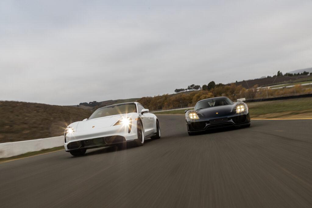 Następca Porsche 918 Spyder nie powstanie wcześniej niż w 2022 roku