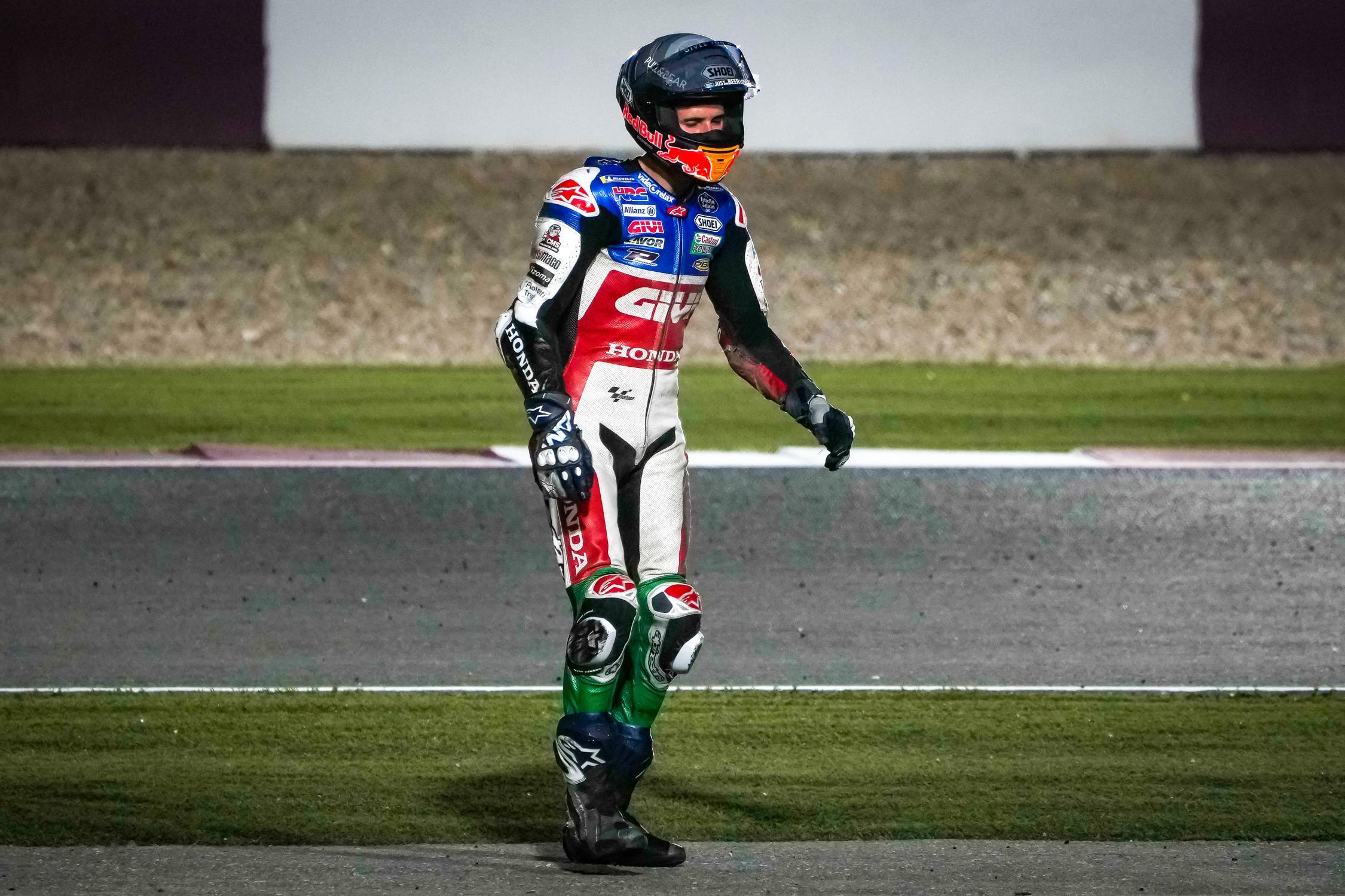 Alex Marquez MotoGP preseason testing