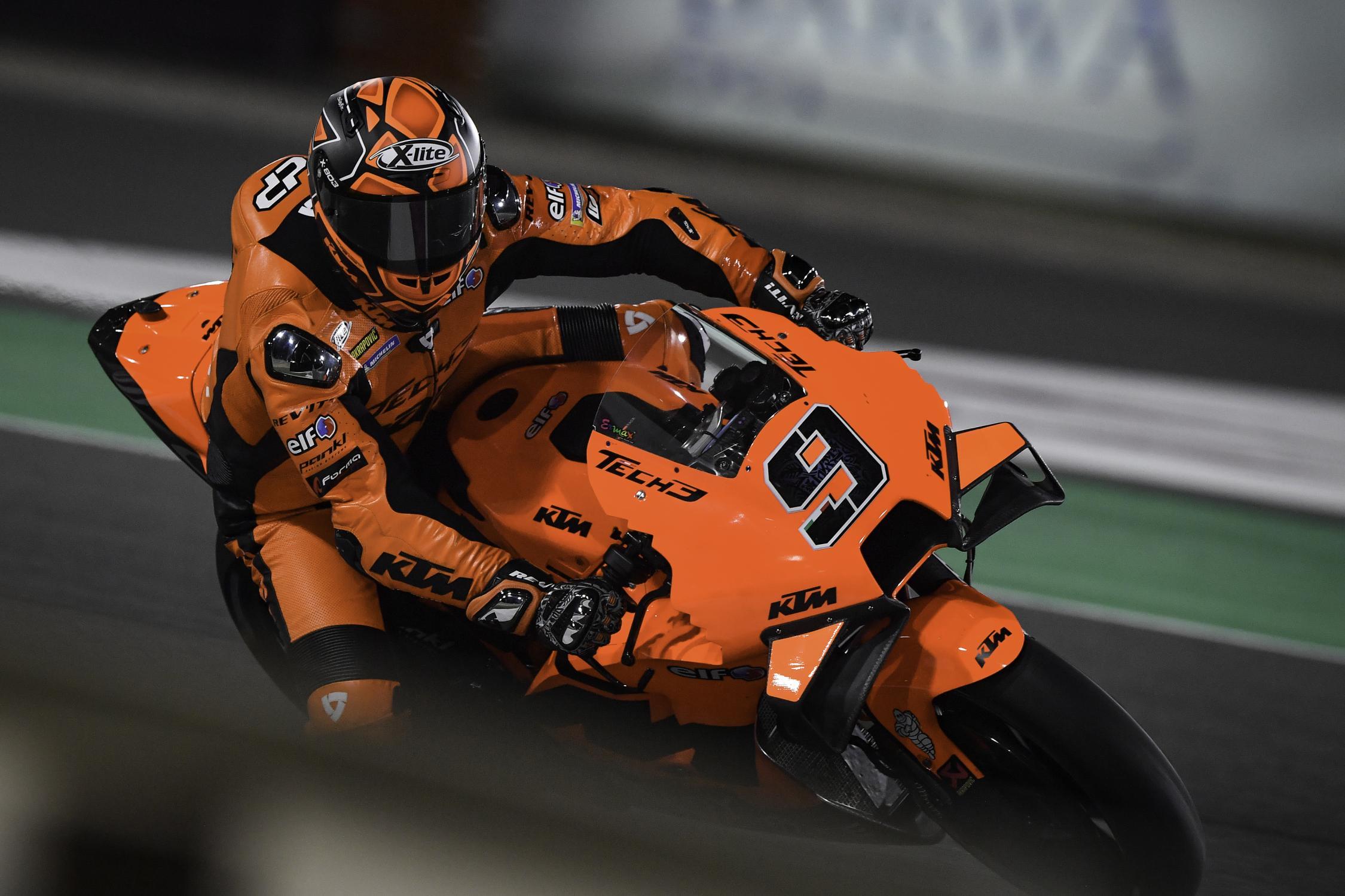 Danilo Petrucci KTM Tech 3