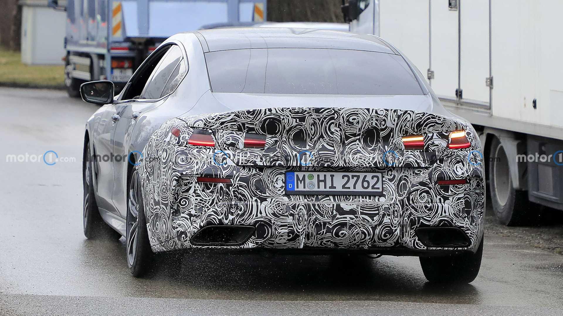 BMW serii 8 Gran Coupe