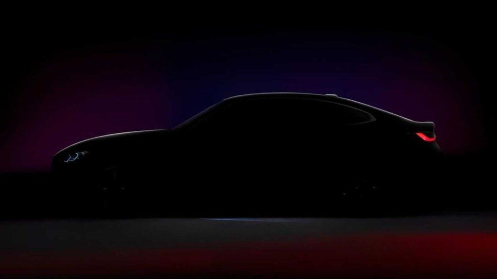Ostatnia zapowiedź BMW i4 przed jutrzejszym debiutem