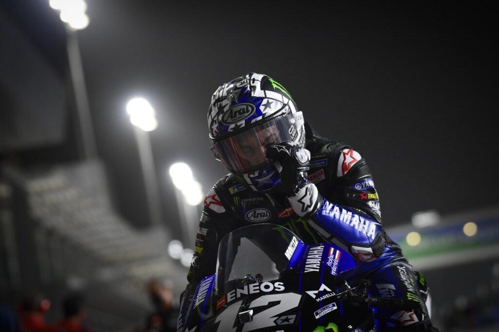 Maverick Vinales wygrywa na inaugurację sezonu MotoGP!