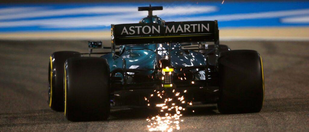 Czy Sebastian Vettel odnajdzie się w ekipie Astona Martina?
