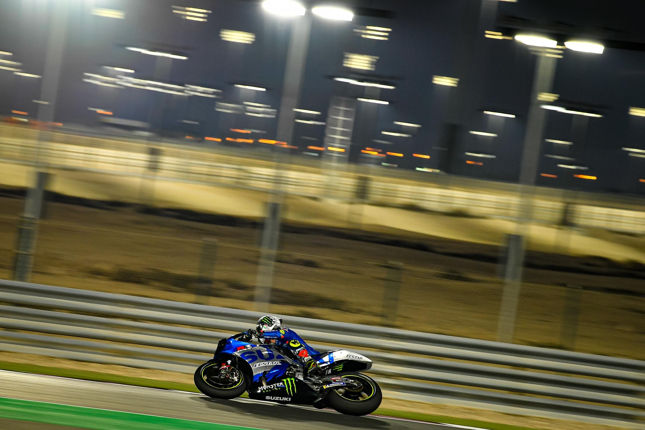 Joan Mir Suzuki MotoGP