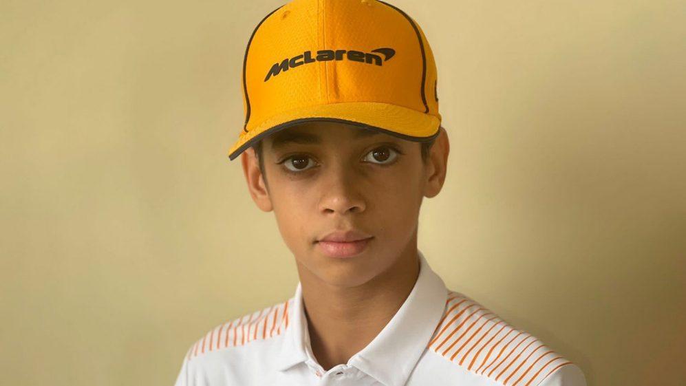 Ugo Ugochukwu nowym juniorem McLarena – czy to droga do marzeń?