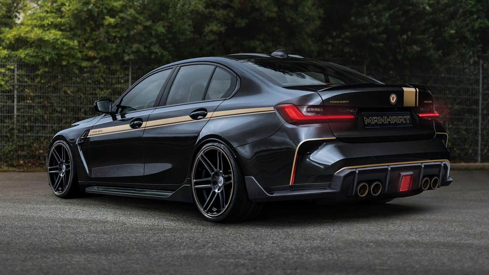 BMW M3 Manhart