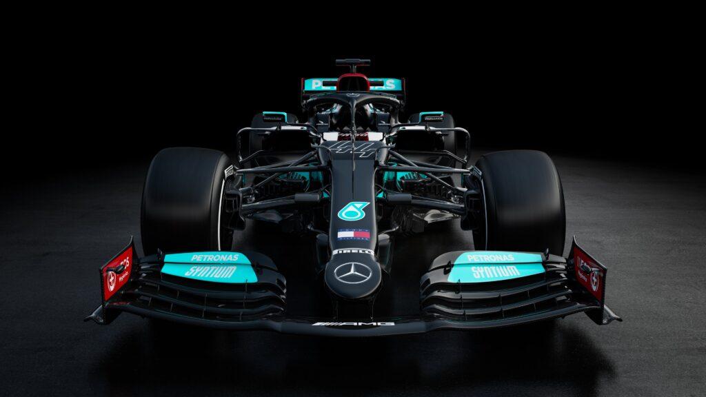 Szaty odsłonięte – Mercedes prezentuje nową zabawkę na sezon 2021
