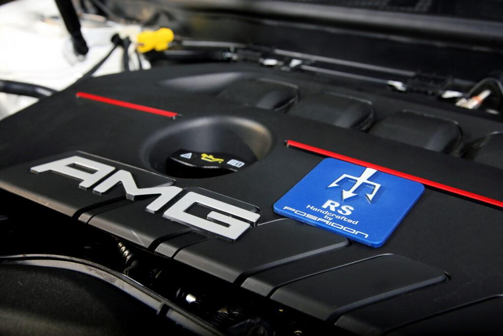 Posaidon podnosi moc w Mercedesie A35 AMG do poziomu 400 koni