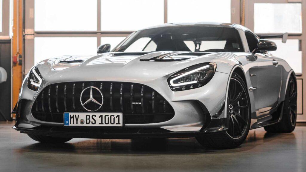 Mercedes-AMG GT Black Series po tuningu osiąga 1111 koni mechanicznych