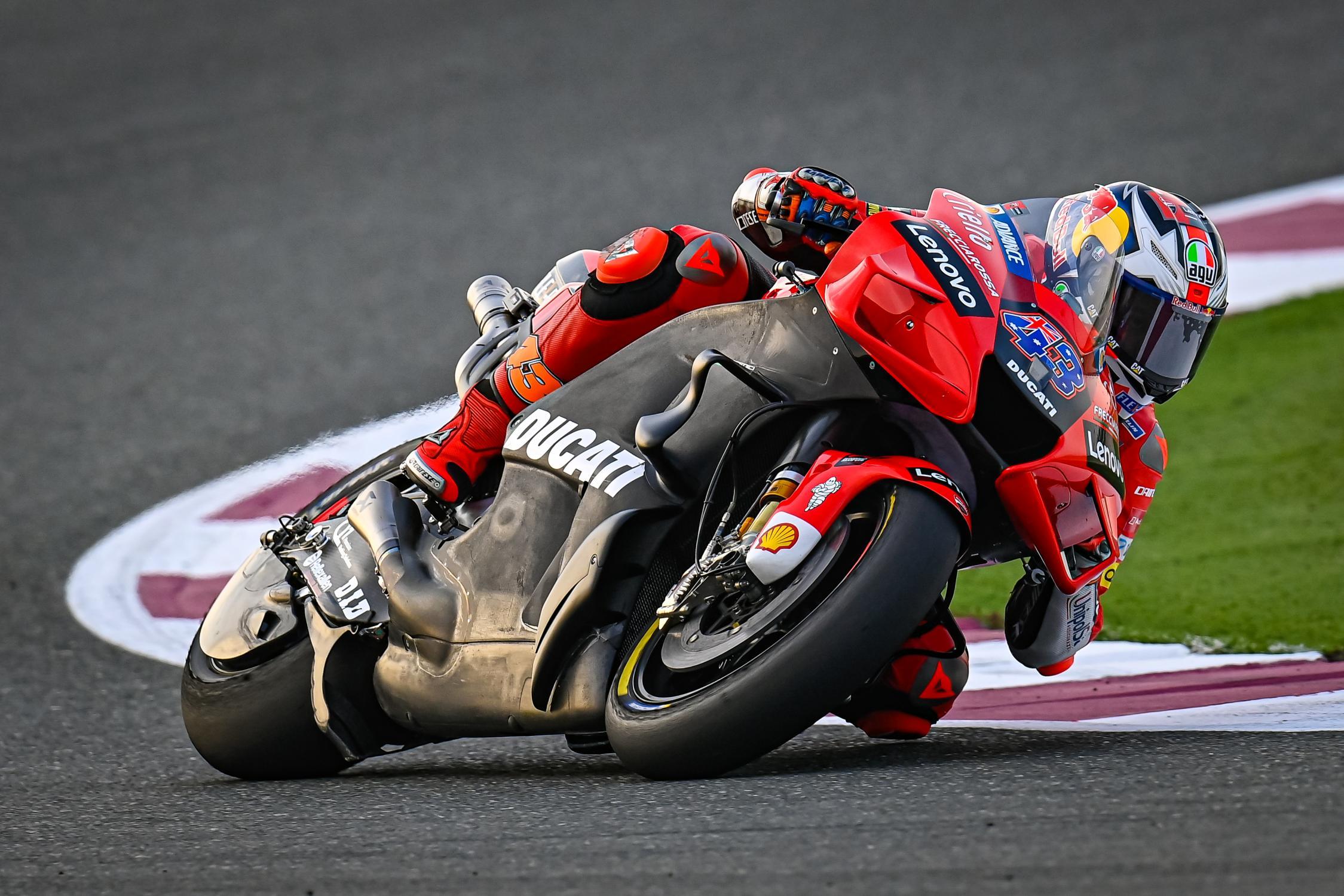 Jack Miller MotoGP preseason testing