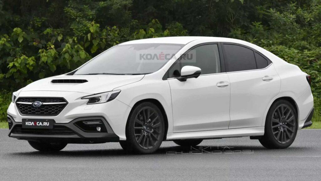 Tak ma wyglądać nowe Subaru Impreza WRX – odpowiedni kierunek?