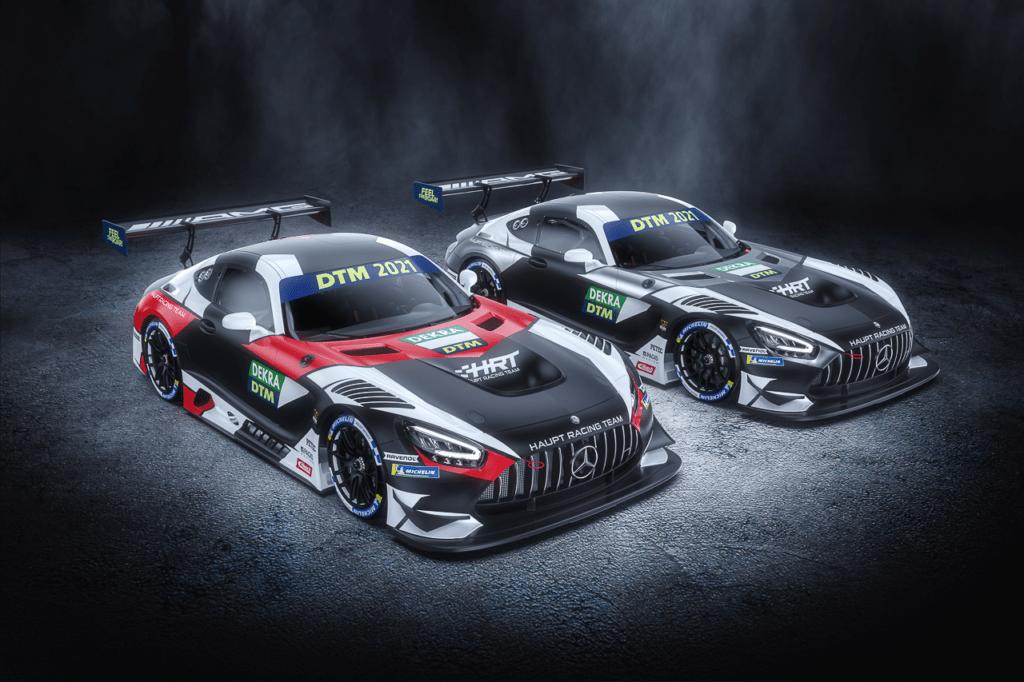 Haupt Racing Team dołącza do stawki DTM z dwoma Mercedesami