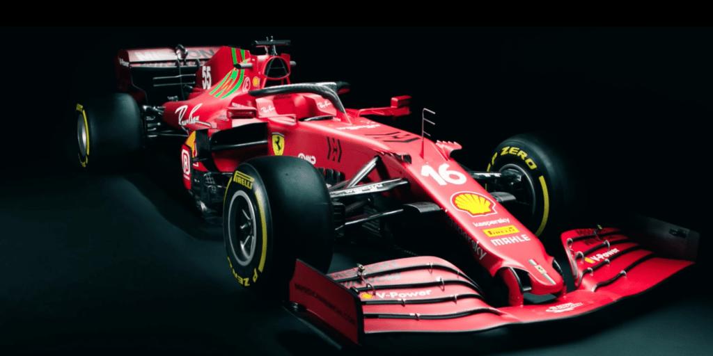 Scuderia Ferrari pokazała swój nowy bolid na 2021, przed wami SF21