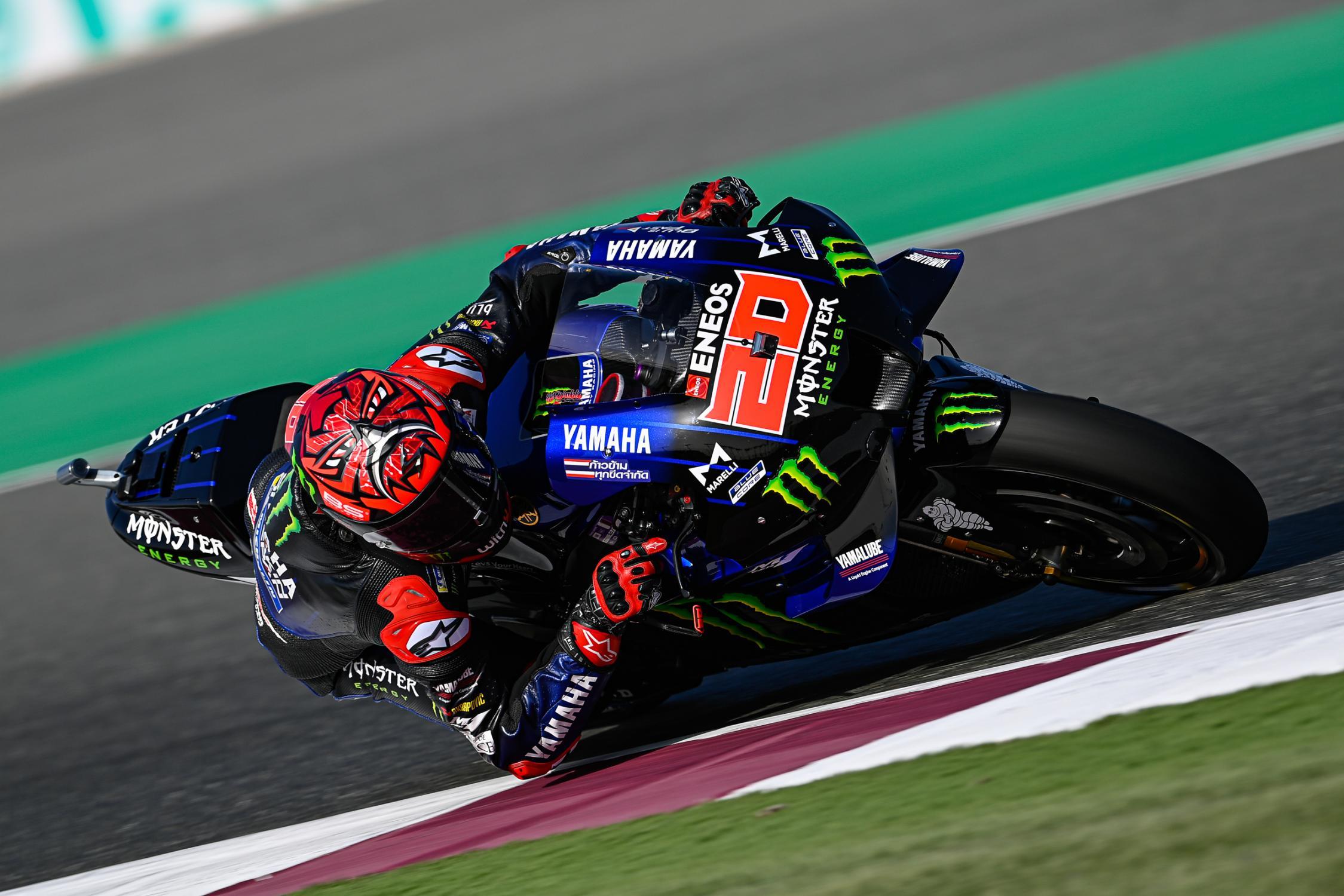 Fabio Quartararo Yamaha