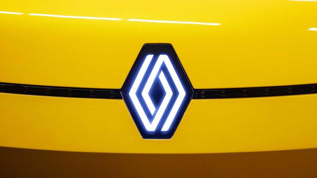 Renault kolejnym producentem zmieniającym logotyp od 2022 roku