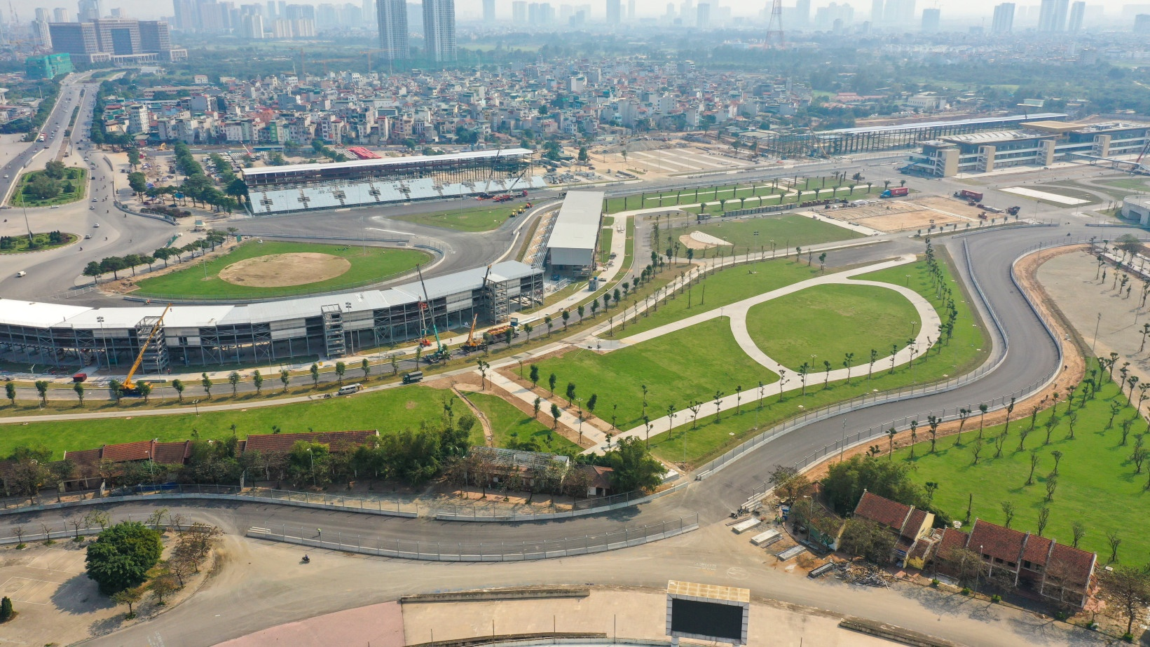 Hanoi Street Circuit Formuła 1
