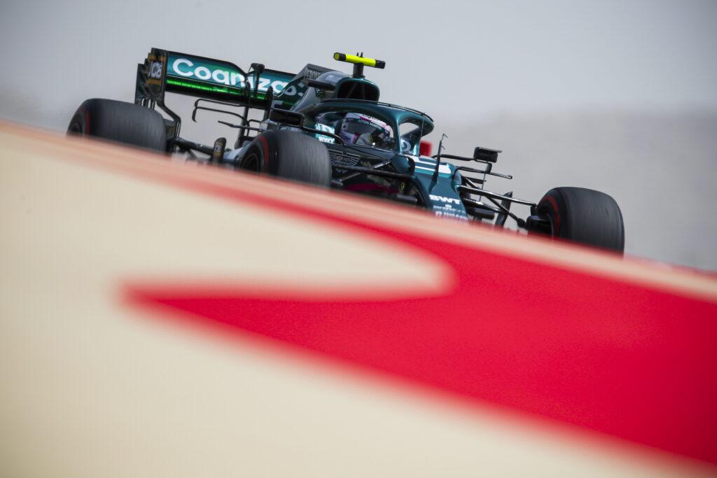Vettel: Gdybym był młodszy to bym panikował w takim momencie