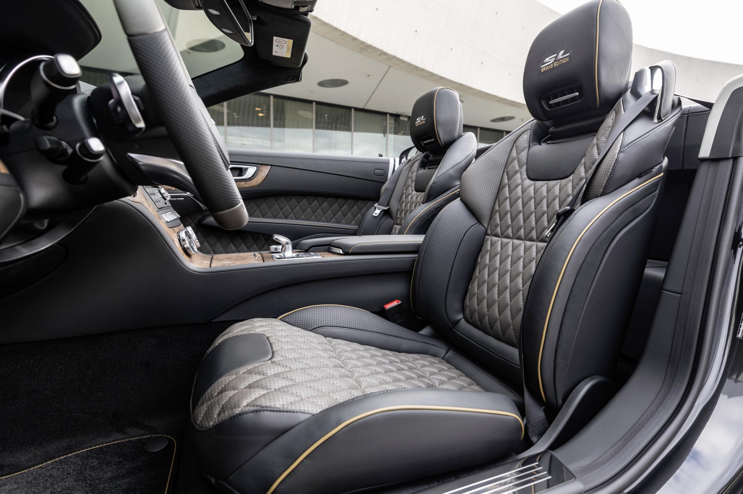 Mercedesa SL AMG