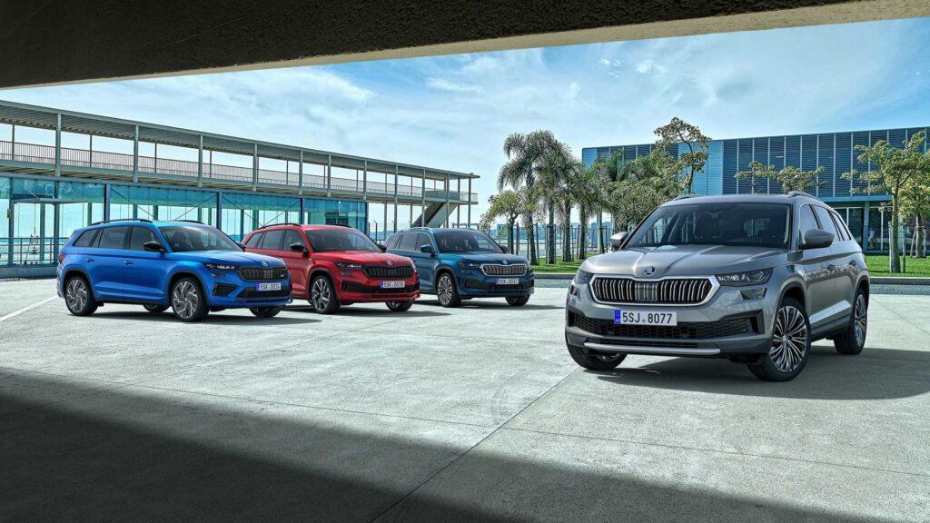 Premiera odświeżonej Skody Kodiaq – niemały lifting popularnego SUV-a