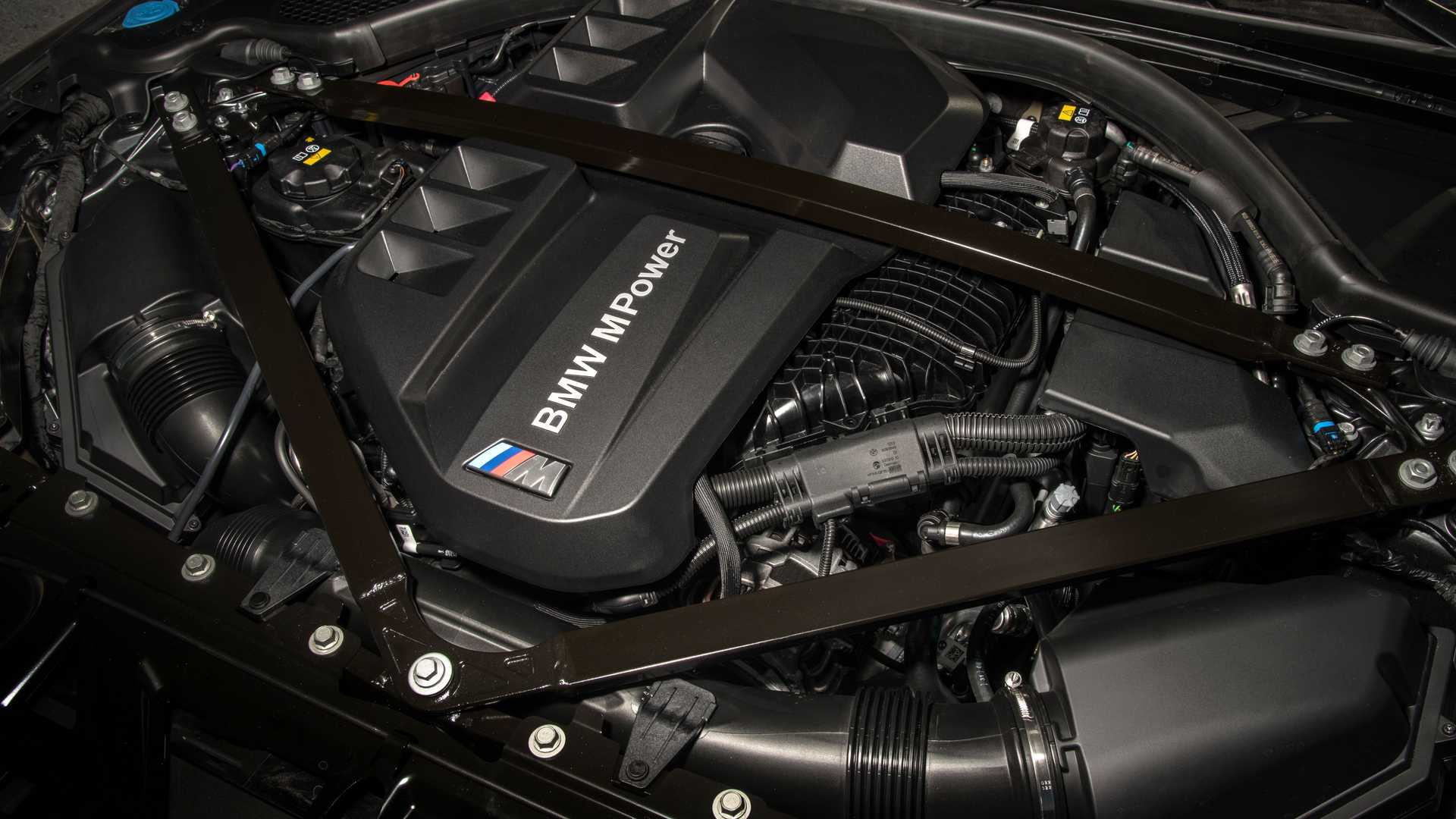 BMW M3 i M4 Competition