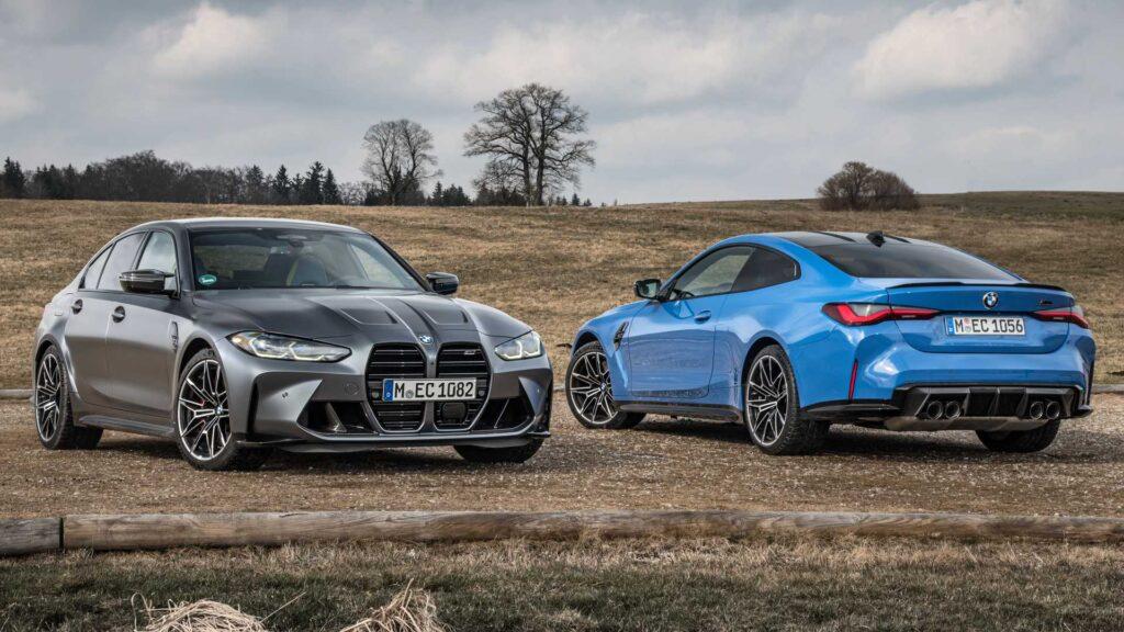 Napęd xDrive debiutuje w BMW M3 i M4 Competition, będzie dostępny wraz z wersjami RWD