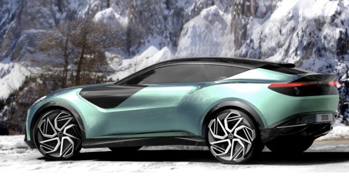 Tak wyglądałby SUV od Astona Martina, gdyby światem motoryzacji nie rządziły pieniądze