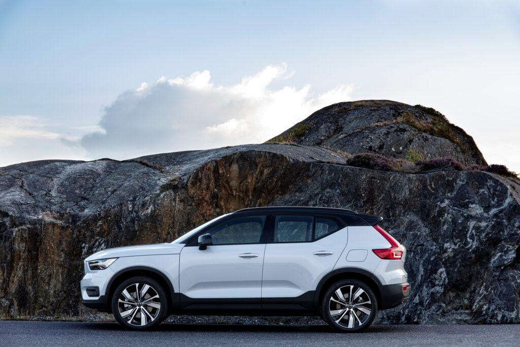 Volvo notuje 40 procentowy wzrost sprzedaży w pierwszym kwartale 2021 roku